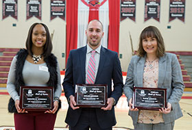 LRU students inducted into the Athletic Hall of Fame